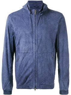 куртка-бомбер с капюшоном Desa Collection