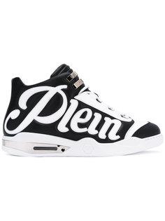 кроссовки с логотипом  Philipp Plein