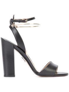 block heel sandals Paul Andrew
