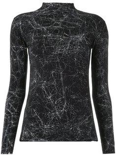 printed blouse Uma   Raquel Davidowicz