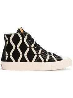 Skagway Bamboo Hi Top Sneakers Visvim