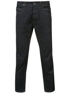 cropped tapered jeans Rick Owens DRKSHDW
