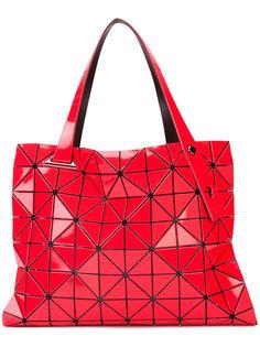geometric pattern tote Bao Bao Issey Miyake