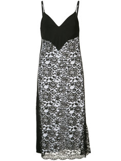 lace camisole dress Paco Rabanne