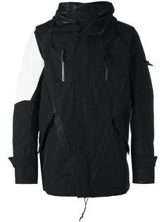 куртка с принтами вокруг швов 11 By Boris Bidjan Saberi