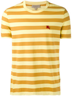 полосатая футболка Burberry