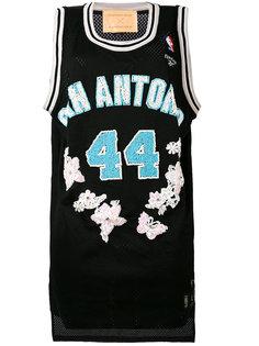 S. Antonio embroidered NBA tank Night Market