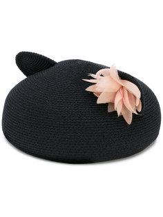 cat ear hat Eugenia Kim