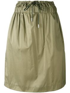 drawstring straight skirt Aalto