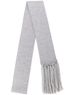 шарф с отделкой металлик Dsquared2