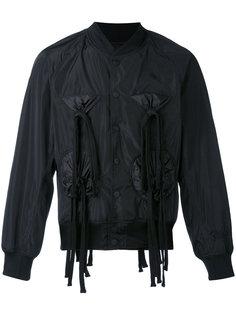 Raglan bomber jacket KTZ