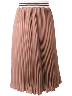 Fard pleated skirt Blugirl