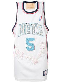 Nets embroidered NBA tank Night Market
