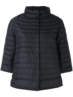 дутая куртка с рукавами три четверти  Duvetica