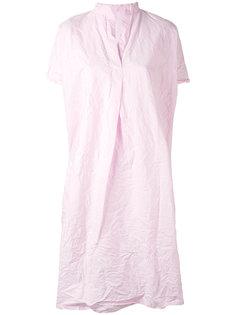платье с вырезом в китайском стиле  Daniela Gregis