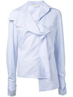 asymmetric striped shirt Monse