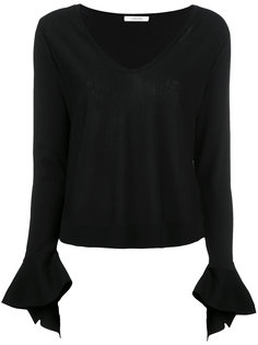 flared sleeve top Dorothee Schumacher