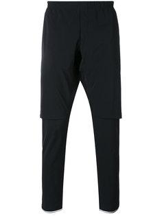 многослойные брюки Sàpopa