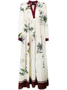 длинное платье Remy  Erika Cavallini