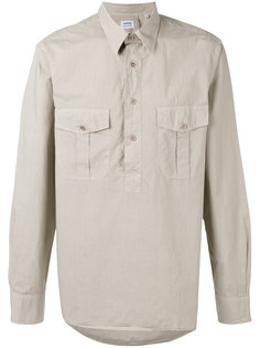 рубашка с застежкой на пуговицы Aspesi