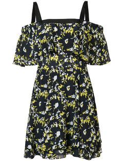 платье с цветочным принтом Grey Jason Wu