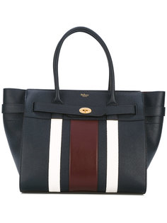 Zipped Bayswater Mulberry