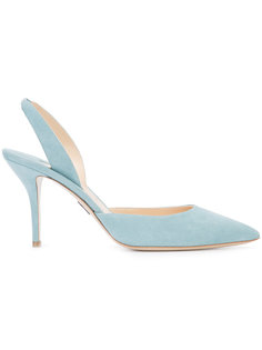 slingback pointed pumps Paul Andrew