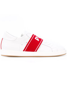strap trainers Philippe Model