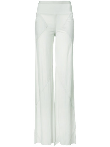 panelled pocket trousers Rick Owens Lilies