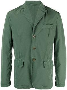 пиджак с застежкой на три пуговицы Aspesi