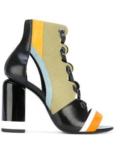 босоножки со шнуровкой Pierre Hardy