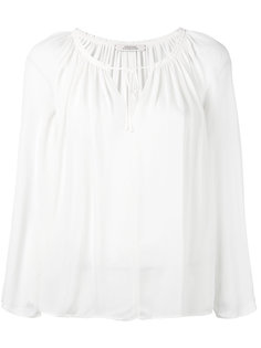 gathered blouse Dorothee Schumacher