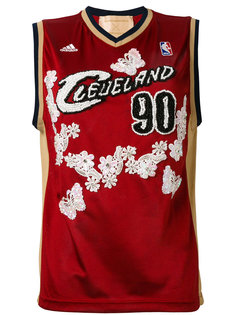 Cleveland embroidered NBA tank Night Market