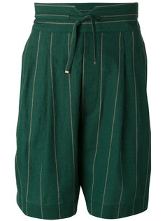 striped bermuda shorts Vivienne Westwood Man
