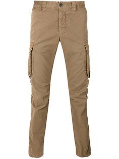 брюки карго  Incotex