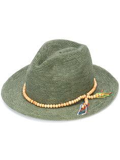 шляпа Panama Crochet Sensi Studio