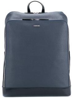 саржевый рюкзак с покрытием  Cerruti 1881