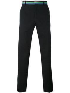 брюки с лентами  Walter Van Beirendonck