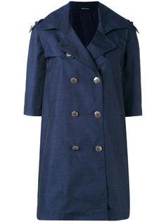 пальто на пуговицах  Tagliatore