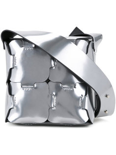 Puzzle cross body bag Paco Rabanne