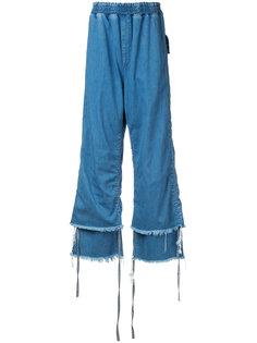 брюки Veil Macro Strateas Carlucci