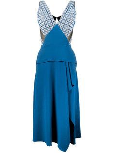платье Kao  Roland Mouret