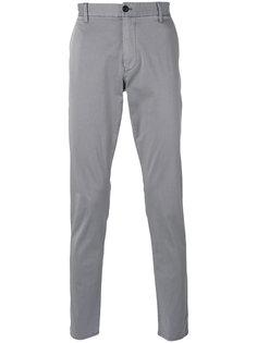 зауженные брюки Armani Jeans