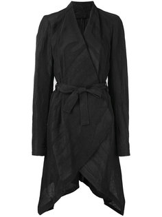 драпированное пальто Masnada