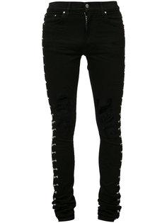 ripped knees skinny jeans Amiri