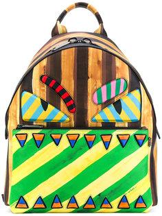 marker-style backpack Fendi
