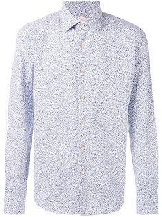 рубашка с цветочным узором Xacus
