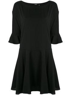 мини-платье с укороченными рукавами Aspesi