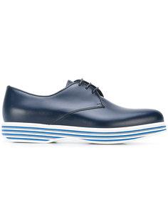 ботинки-дерби на двойной подошве Churchs