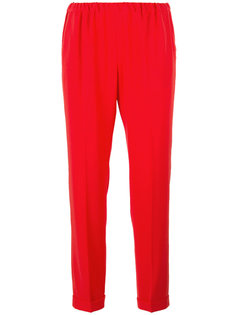 elasticated waist trousers Alberto Biani